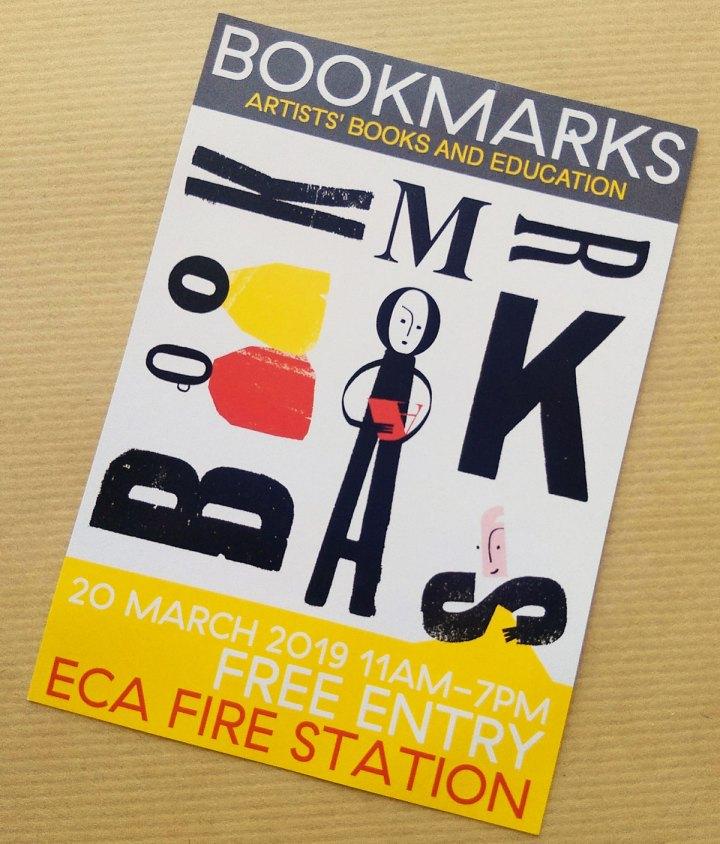 Bookmarks Flyer