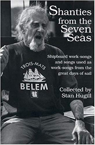 book cover for Shanties from the Seven Seas by Stan Hughill
