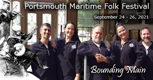 Portsmouth Maritime Folk Festival