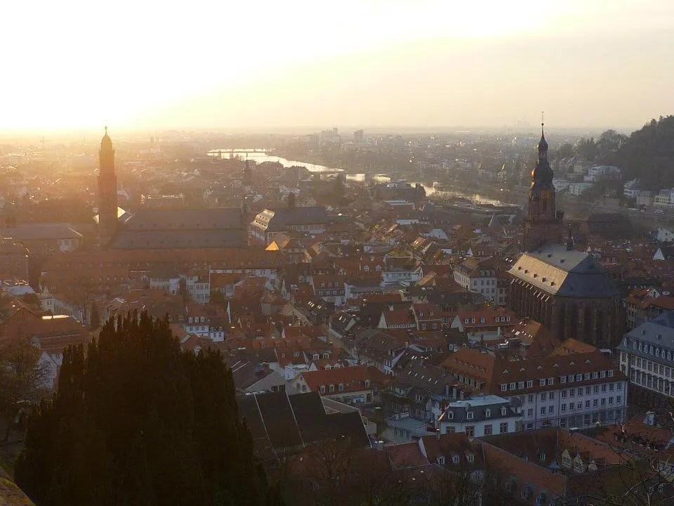 Heidelberg,Germany - Travel