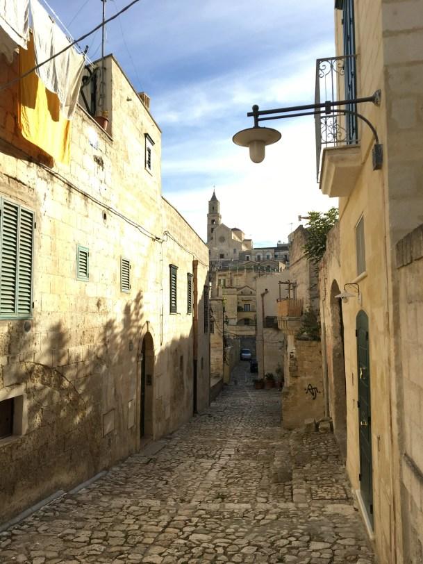 street in Puglia