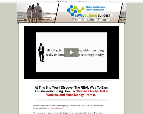 Jim Daniels 2020 Affiliate Marketing Master Swipe File
