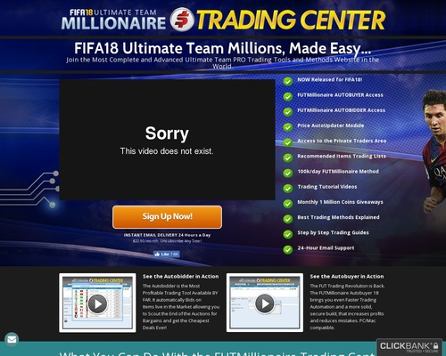 FIFA 20 Autobuyer and Autobidder OFFICIAL SITE - FUTMillionaire Trading Center — FIFA 20 Autobuyer and Autobidder - Ultimate Team Millionaire Trading Center - OFFICIAL SITE