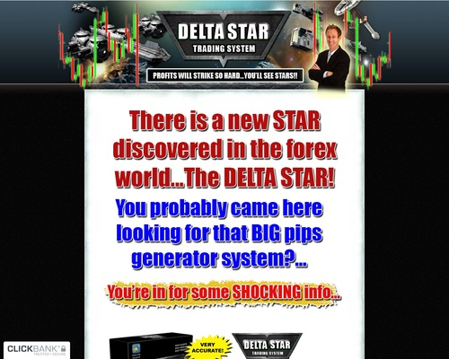 Delta Star Trading System | Profitable Forex Tools