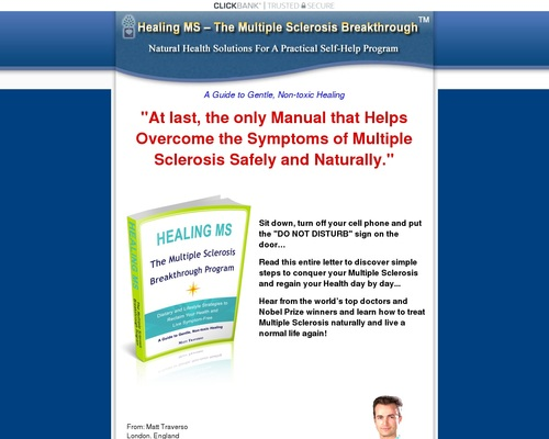 *Healing MS* - The Multiple Sclerosis Breakthrough