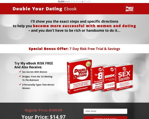 Double Your Dating eBook - Double Your Dating