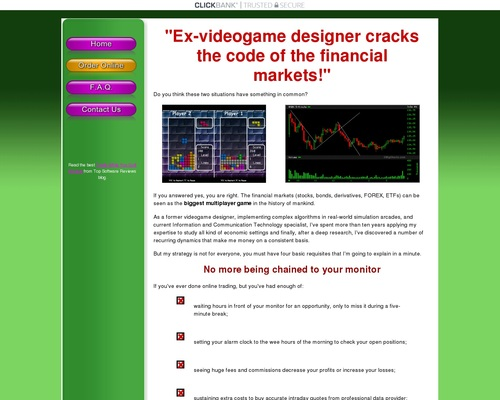 Trade While You Golf - Make Money On Stocks, Forex, Derivatives, Bonds, ETFs And Other Financial Markets