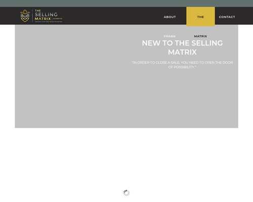 The Matrix/essentialscourse1 | The Selling Matrix, Auto Sales Training Blog