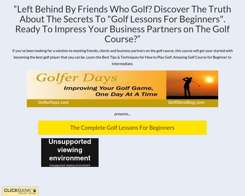 How To Play Golf | Complete Golf Lessons For Beginners