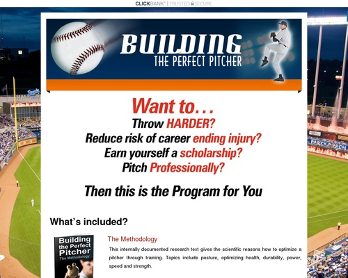 Building The Perfect Pitcher | Pitcher Specific Strength And Conditioning Program