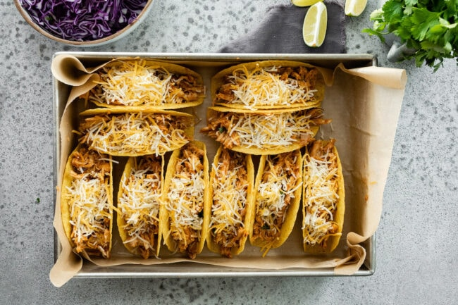 How to Make BBQ Chicken Tacos