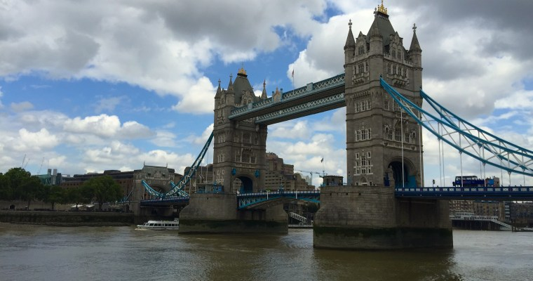London, Days One & Two| England
