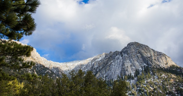 Idyllwild & Winter Hiking in the San Jacinto Wilderness | California