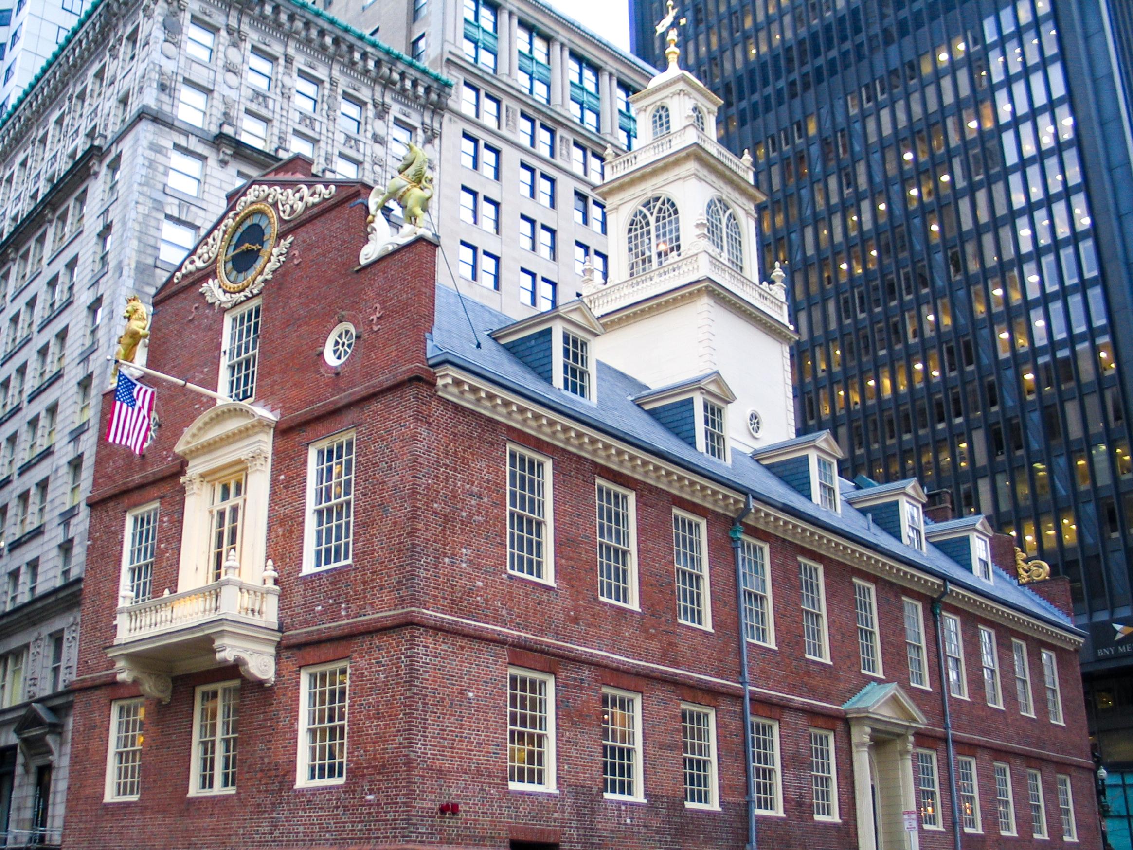 Time Travel Tuesday | Boston, Massachusetts