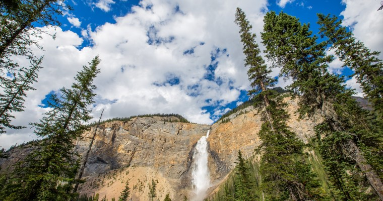 An Afternoon in Yoho National Park | British Columbia, Canada