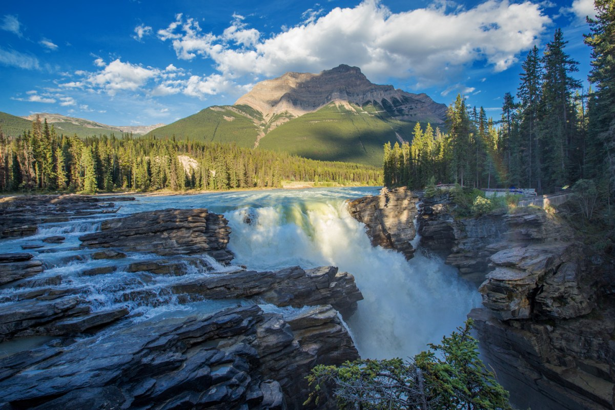athabasca-falls