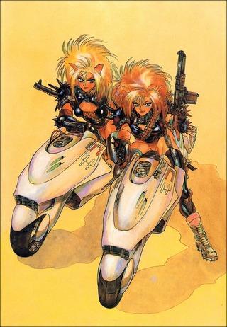 Dominion-Tank-Police-Masamune-Shirow
