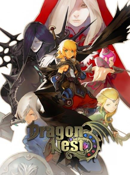 Nexon MMO Dragon-Nest-_boxart