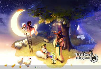 Nexon MMO mabinogi_chapter4_farm_PR