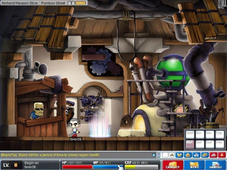 Nexon MMO maple-story-1-copie