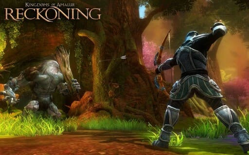 Kingdom of Amalur Reckoning screenshot 1