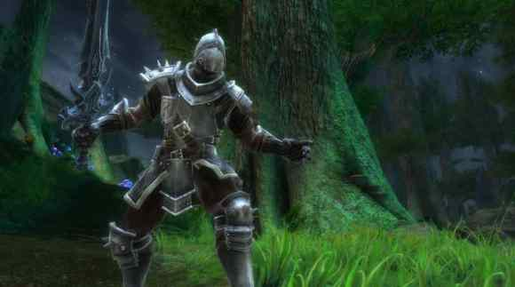 Kingdom of Amalur Reckoning screen 1