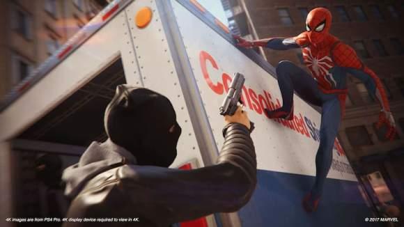 Insomniac Games Marvel's Spider-Man