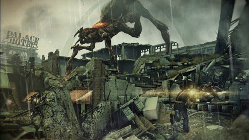 Insomniac games Resistance 3