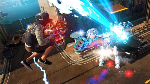 Insomniac Games Sunset Overdrive