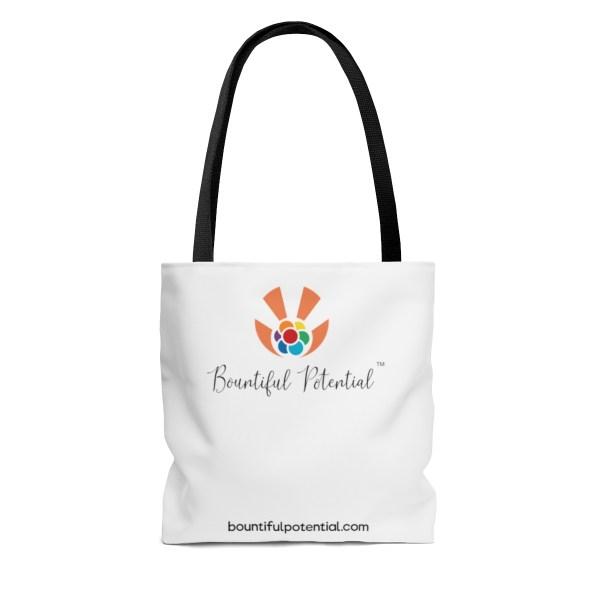 Bountiful Potential tote bag
