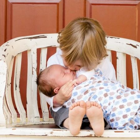 Enjoy Babyhood While You Can…