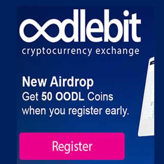Oodlebit Exchange (OODL) Airdrop & Bounty – US Based Trading Platform