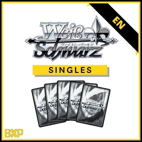Weiß Schwarz EN - Singles