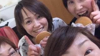 レザーカットのレッスンin美容室ブーケ②