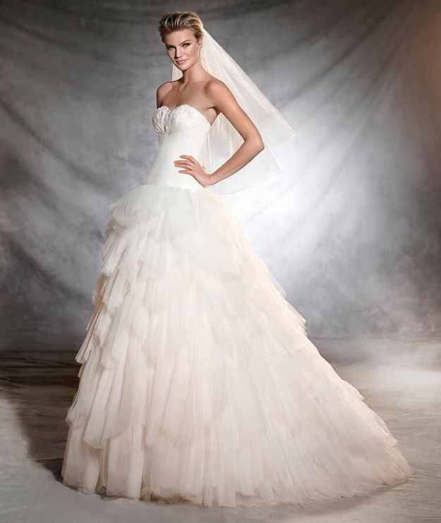 ORFEON - Pronovias 2017 Collection