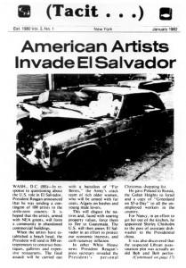 Tacit - El Salvador