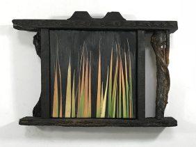 Grass Charred