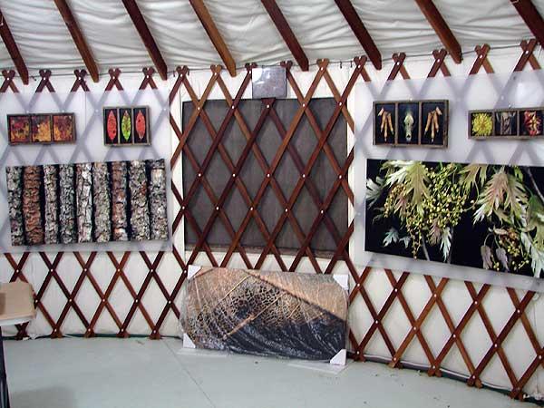 Yurt Studio Gallery