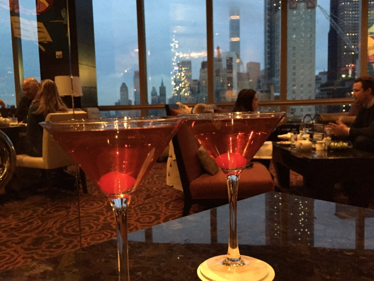 Manhattans At Mandarin Oriental