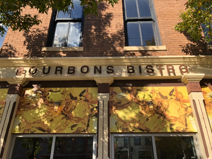 Bourbons Bistro in Louisville