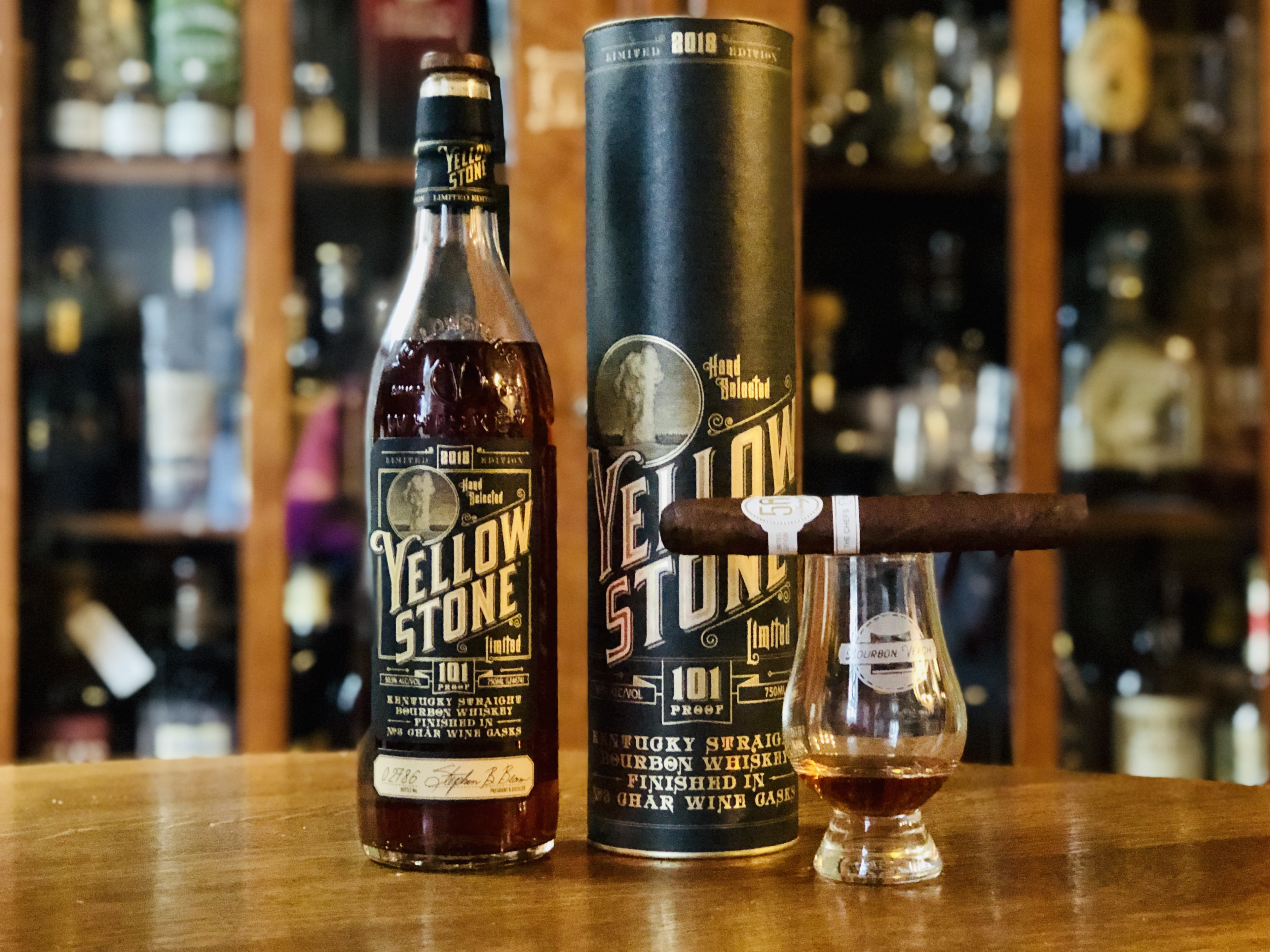 Tasting Notes: Yellowstone Limited Edition 2018