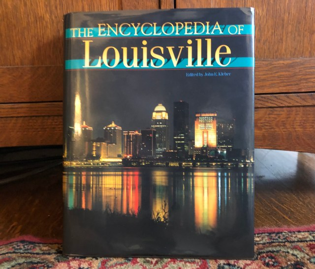 Book Review: The Louisville Encyclopedia