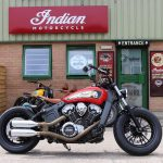 Custom Indian Scout Build Bournemouth Motorcycles