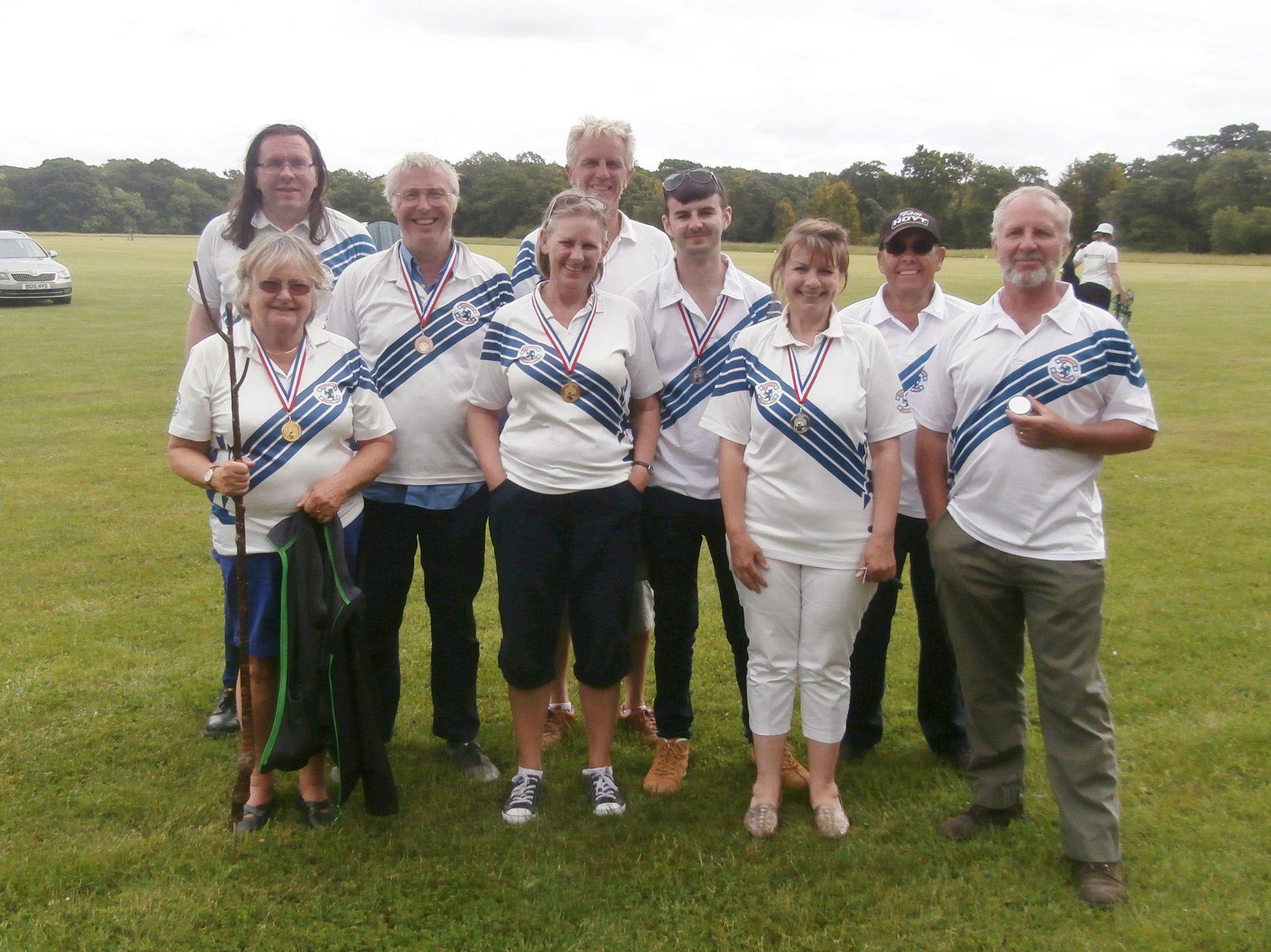 Waterside Archers 33rd Western – Charity Shoot