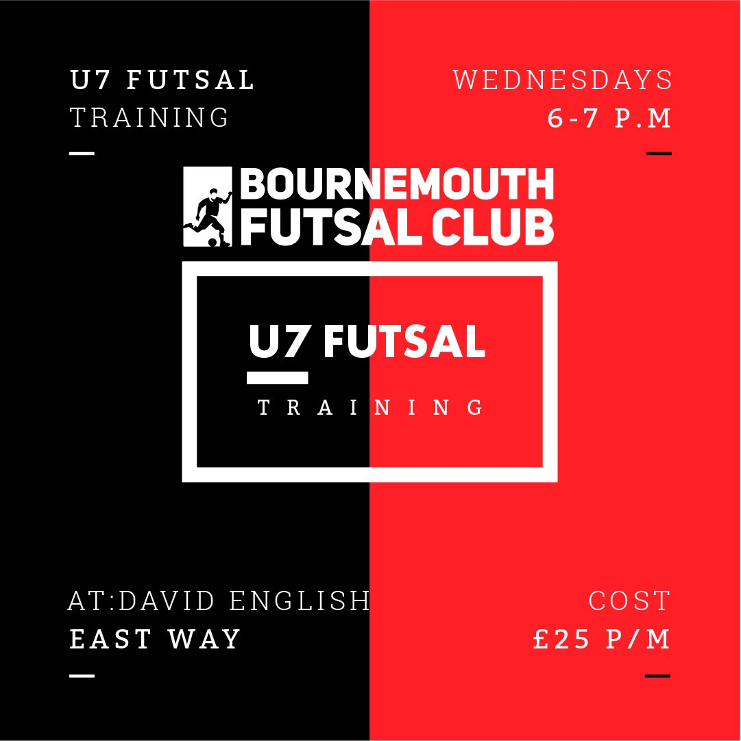 U7 Futsal Training