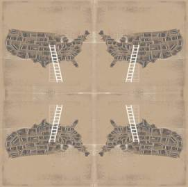 White Ladders