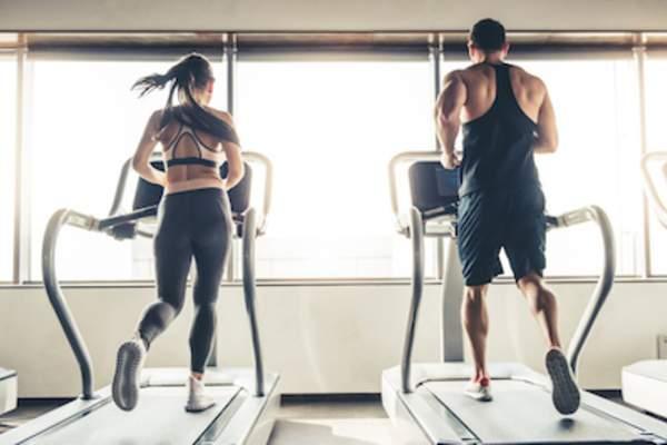 Exercising & Dental Health