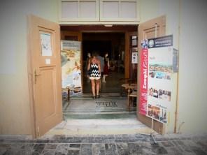 Η παρουσίαση μας στο Λύκειο Ελληνίδων Ρεθύμνου