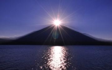 ダイヤモンド富士が見られる条件・時期はいつ!撮影ポイント(場所)はどこ?