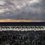津波の過去最高の高さは何メートル?メカニズム・スピード・1mの威力はどれくらい?